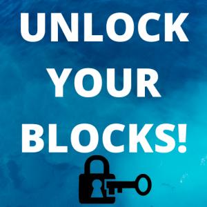 3. Unlock Your Blocks (50% Off!)
